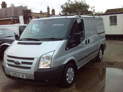 FORD TRANSIT Unlisted 260 trend