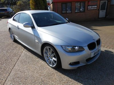 BMW 3 SERIES Coupe 2.0 320d M Sport Highline 2dr