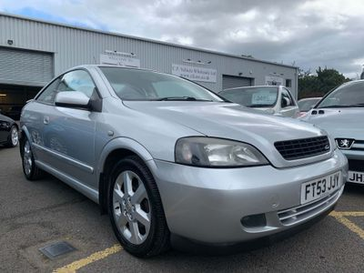 VAUXHALL ASTRA Coupe 1.8 i 16v Coupe Edition 2dr