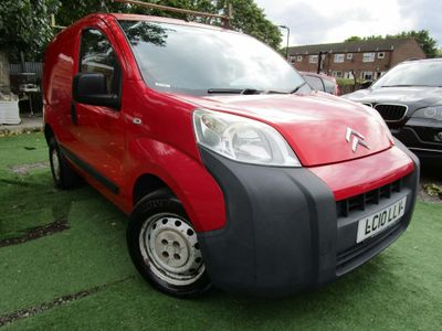 CITROEN NEMO Panel Van 1.4 HDi 8v X Panel Van 3dr