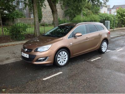 VAUXHALL ASTRA Estate 1.6 i Elite Sport Tourer 5dr