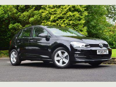 VOLKSWAGEN GOLF Hatchback 1.4 TSI BlueMotion Tech Match (s/s) 5dr