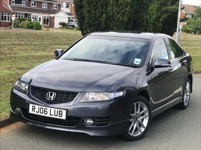 HONDA ACCORD Saloon 2.0 i-VTEC Type S 4dr