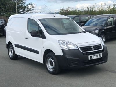 PEUGEOT PARTNER Other 1.6 BlueHDi (Eu6) SE L1 854 5dr