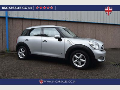 MINI COUNTRYMAN Hatchback 2.0 Cooper D (Pepper) ALL4 5dr
