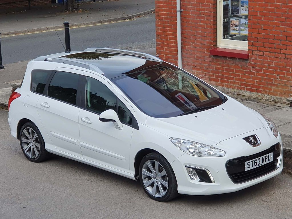 PEUGEOT 308 SW Estate 1.6 VTi Active 5dr (Nav)
