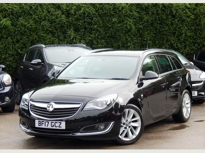 VAUXHALL INSIGNIA Estate 1.6 Turbo D ecoTEC SRi Sports Tourer (s/s) 5dr