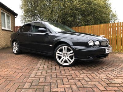 JAGUAR X-TYPE Estate 2.5 V6 Sovereign (AWD) 5dr