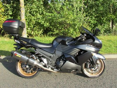 KAWASAKI ZZR1400 Super Sports 1400 1400 ABS