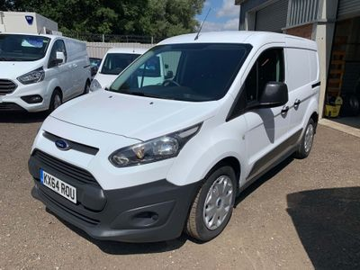 FORD TRANSIT CONNECT Other 1.6 TDCi L1 220 Panel Van 4dr