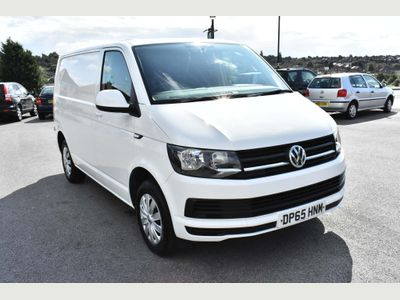 VOLKSWAGEN TRANSPORTER Other 2.0 TDI BlueMotion Tech T28 Trendline Panel Van 5dr (SWB)