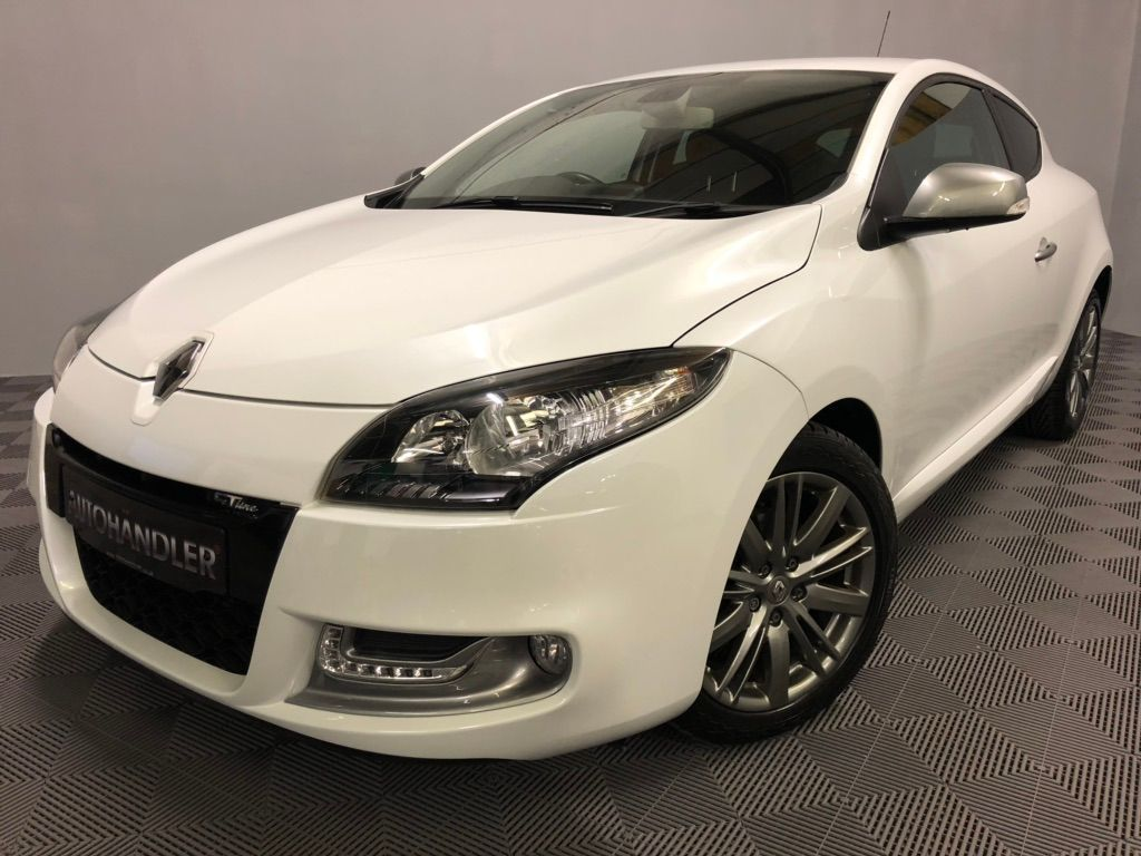 RENAULT MEGANE Coupe 1.6 dCi GT Line TomTom (s/s) 3dr
