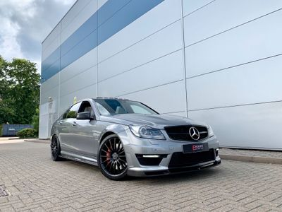 MERCEDES-BENZ C CLASS Saloon 6.3 C63 AMG Edition 125 7G-Tronic 4dr