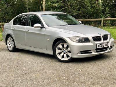 BMW 3 SERIES Saloon 3.0 335i SE 4dr