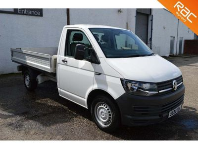 VOLKSWAGEN TRANSPORTER Chassis Cab 2.0 TDI BlueMotion Tech T30 Startline Chassis Cab 2dr (LWB)