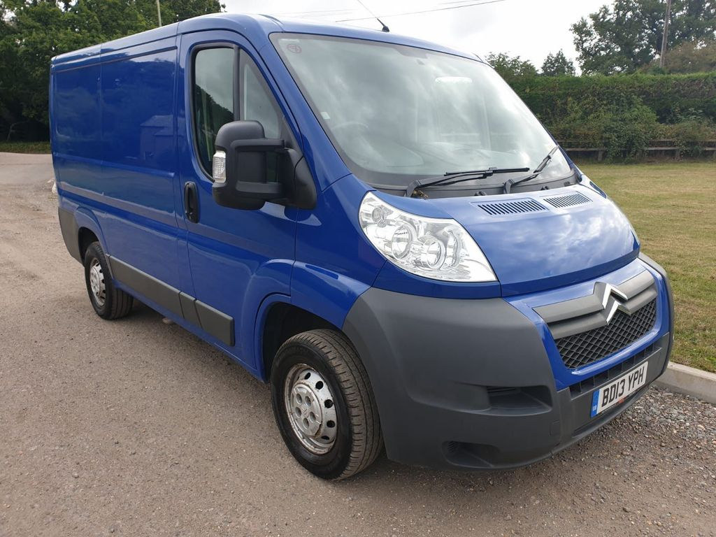 CITROEN RELAY Panel Van 2.2 HDi 33 L1H1 Panel Van 4dr
