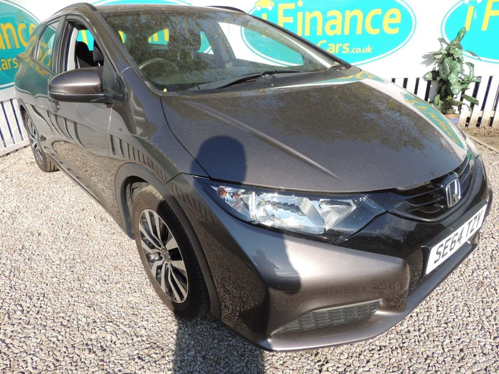 HONDA CIVIC Estate 1.6 i-DTEC S-T Tourer 5dr