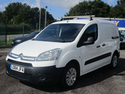 CITROEN BERLINGO Other 1.6 HDi L1 625 LX Panel Van 5dr