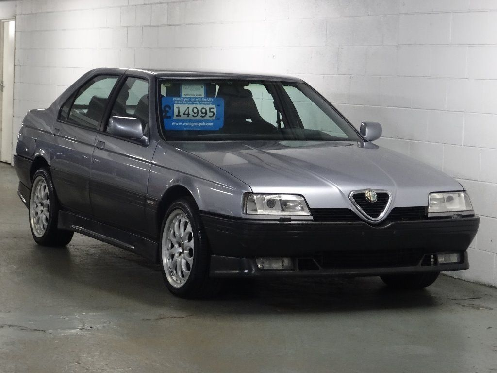 ALFA ROMEO 164 Saloon {Edition unlisted}