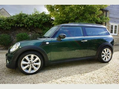 MINI CLUBMAN Estate 1.6 Cooper D 5dr