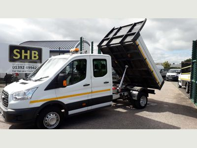 FORD TRANSIT Tipper {Edition unlisted}