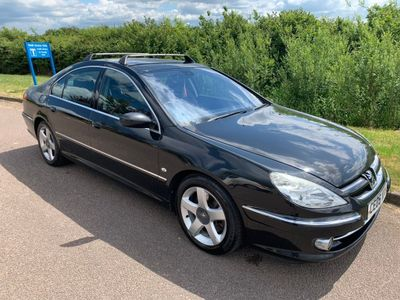 PEUGEOT 607 Saloon 2.0 HDi S 4dr