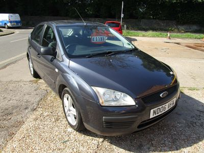 FORD FOCUS Hatchback 1.6 LX 5dr