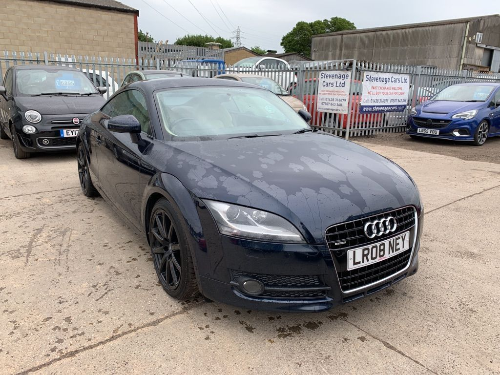 AUDI TT Coupe 3.2 Exclusive Line quattro 3dr
