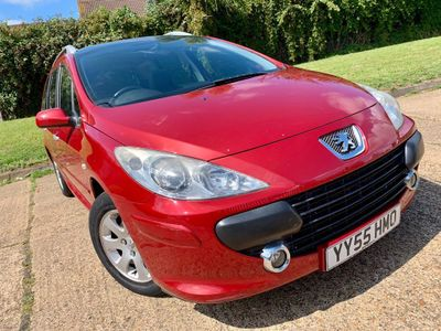 PEUGEOT 307 SW Estate 1.6 16v S 5dr