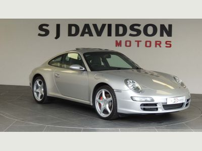 PORSCHE 911 Coupe 3.6 997 Carrera 4 AWD 2dr