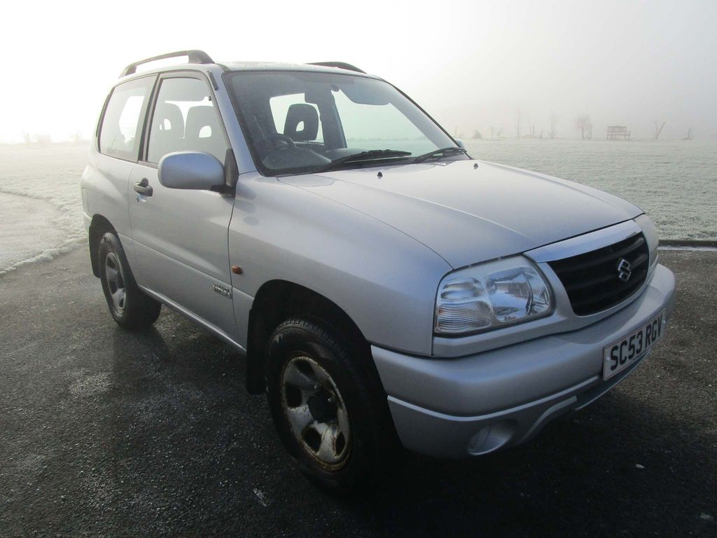 SUZUKI GRAND VITARA SUV {Edition unlisted}