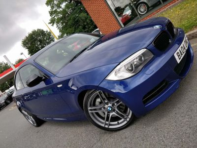 BMW 1 SERIES Coupe 3.0 135i Sport Plus Sport DCT 2dr