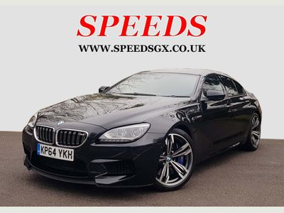 BMW M6 GRAN COUPE Coupe 4.4 Gran Coupe M DCT 4dr