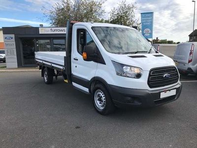 FORD TRANSIT Dropside 350 L3/4 130 PS ONESTOP DROPSIDE EURO 6