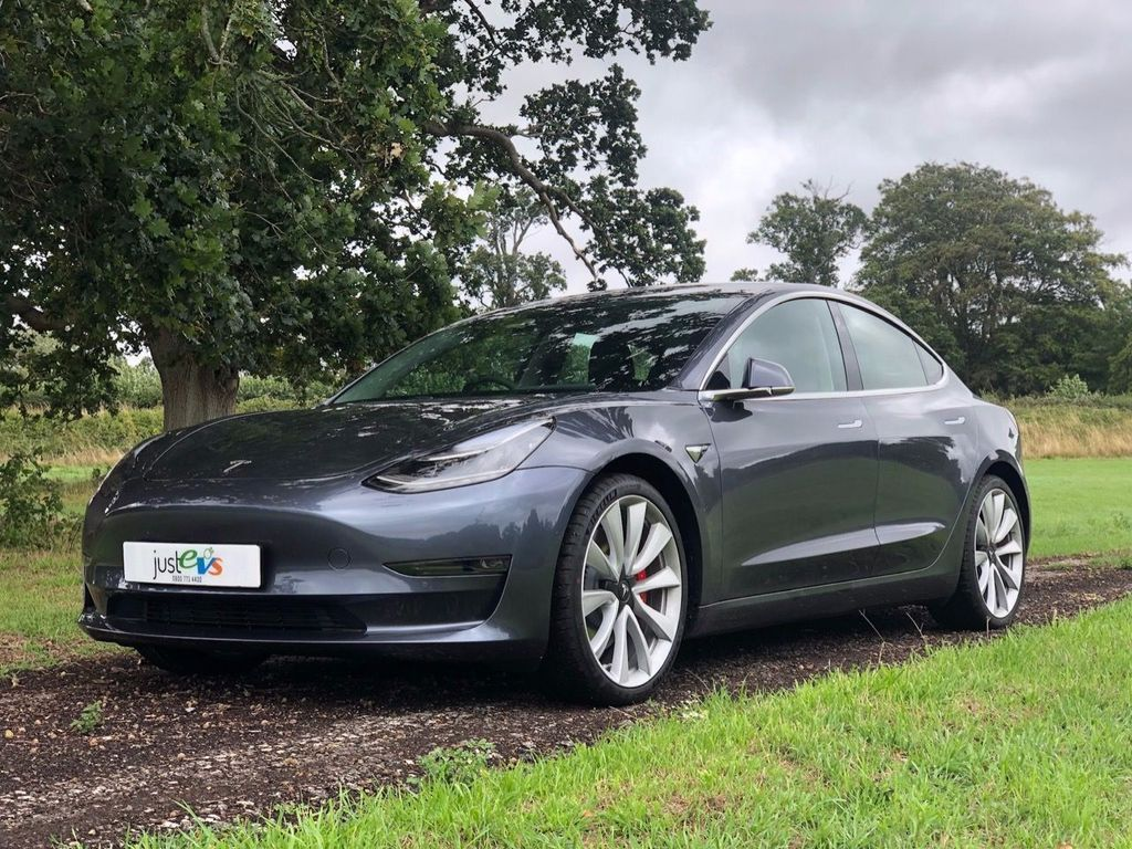 Used Tesla Model 3 Saloon Dual Motor Performance Auto