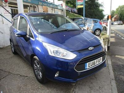 FORD B-MAX MPV 1.6 Zetec Powershift 5dr