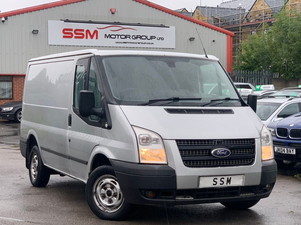 FORD TRANSIT Unlisted