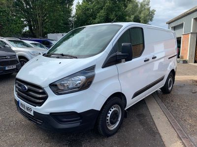 FORD TRANSIT CUSTOM Other 2.0 TDCi 300 L1H1 5dr (EU6)