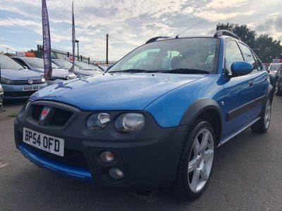 ROVER STREETWISE Hatchback 1.4 500 Olympic 5dr