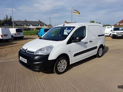 CITROEN BERLINGO Other 1.6 HDi L1 625 Enterprise Panel Van 5dr