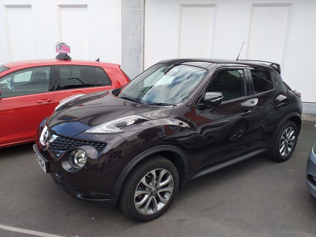 Used Nissan Juke Suv 1 2 Dig-t Tekna (S/s) 5dr Eu5 in Brecon, Powys
