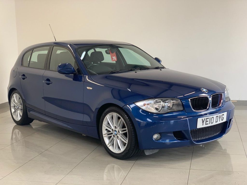 BMW 1 SERIES Hatchback 2.0 118d M Sport 5dr