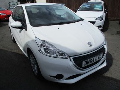 PEUGEOT 208 Hatchback 1.4 HDi Access+ 3dr