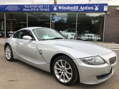 BMW Z4 Coupe 3.0 si SE 2dr