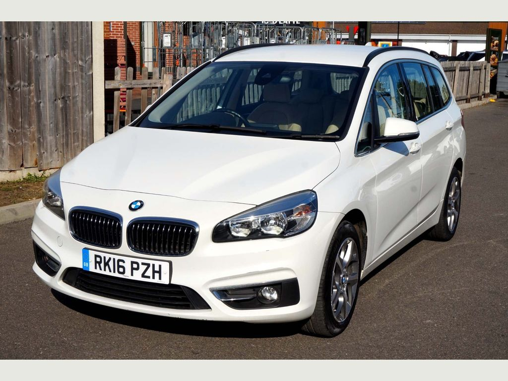 BMW 2 SERIES GRAN TOURER MPV 1.5 216d Luxury Gran Tourer Auto (s/s) 5dr