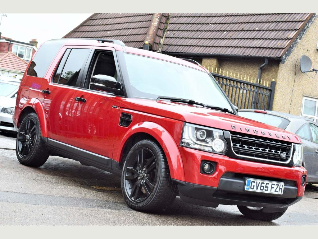 Used Land Rover Discovery 4 Suv 3 0 Sd V6 Hse Luxury (S/s