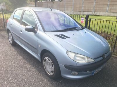 PEUGEOT 206 Hatchback 1.4 LX 5dr (electric sunroof)