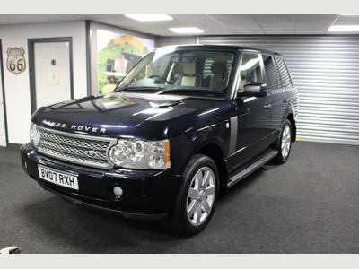 Used Land Rover Discovery 3 Suv 2 7 Td V6 Hse 5dr in Wakefield, West