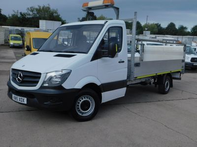 MERCEDES-BENZ SPRINTER Dropside SOLD SOLD SOLD