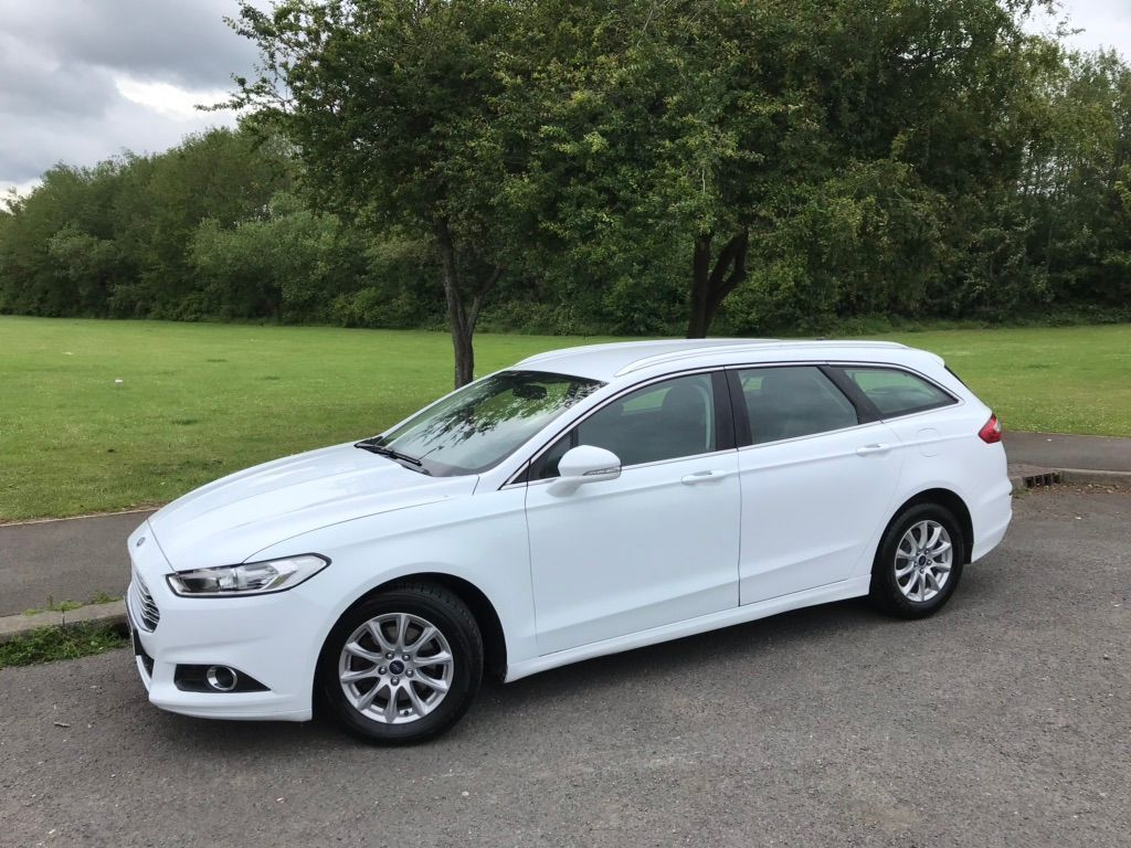 FORD MONDEO Estate 2.0 TDCi Zetec AWD (s/s) 5dr